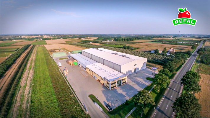 Siedziba firmy Refal - Grupy producentów owoców i warzyw
